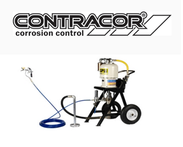 Contracor spray main logo